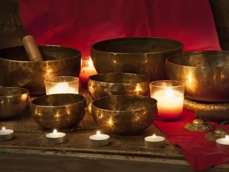 Cómo los cuencos tibetanos pueden ayudarte a controlar el estrés