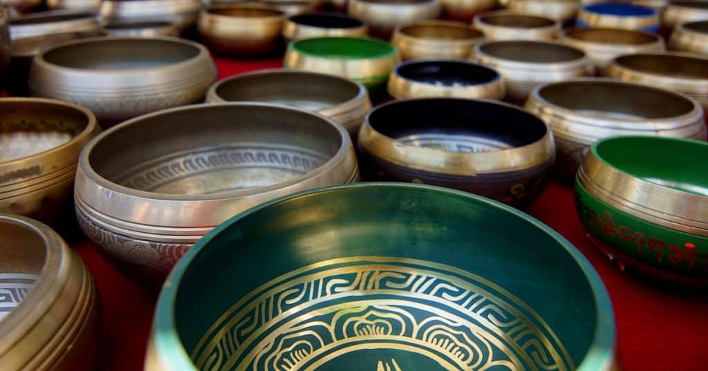 De dónde provienen realmente los cuencos tibetanos