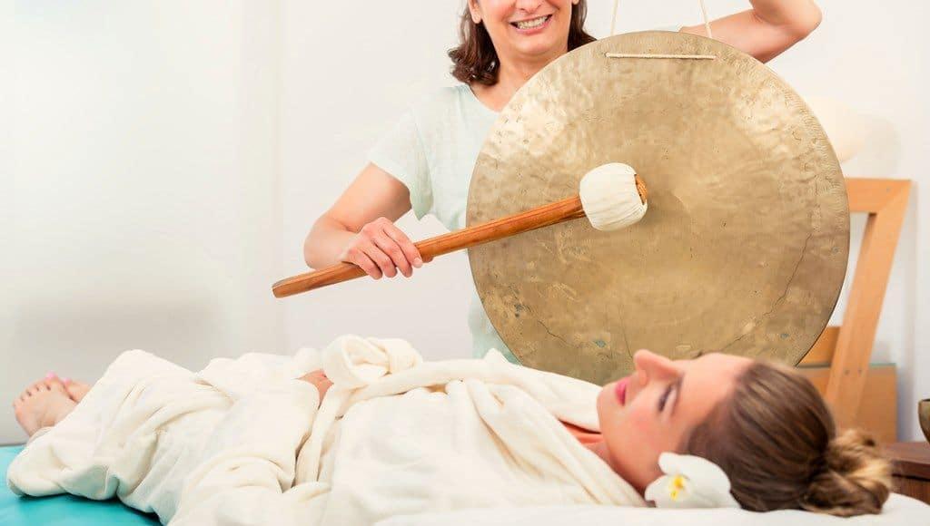 El gong, el instrumento con la energía más fuerte