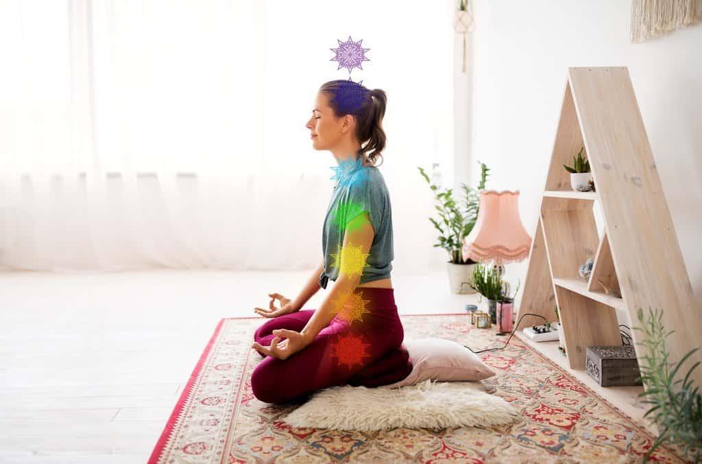 Cómo abrir los chakras: Una simple guía para mantener la energía fluyendo