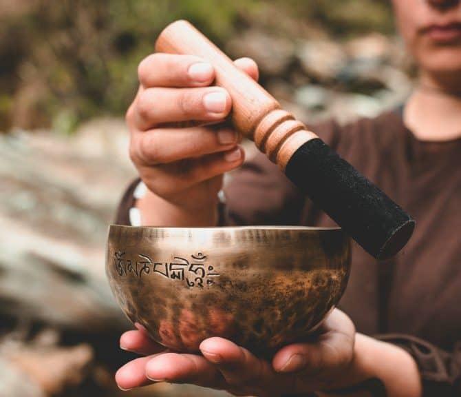 Cuáles son los beneficios de los cuencos tibetanos
