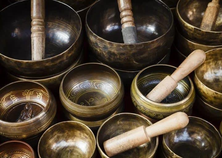 Para qué se usan los cuencos tibetanos