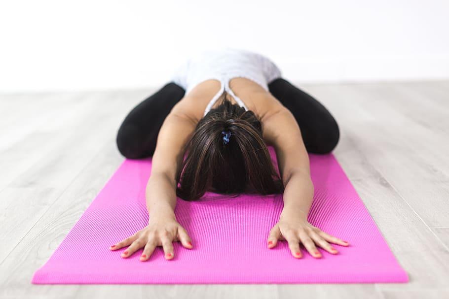 postura de yoga meditacion