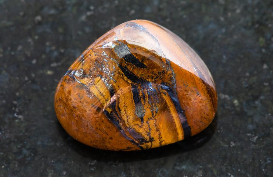 piedra ojo de tigre