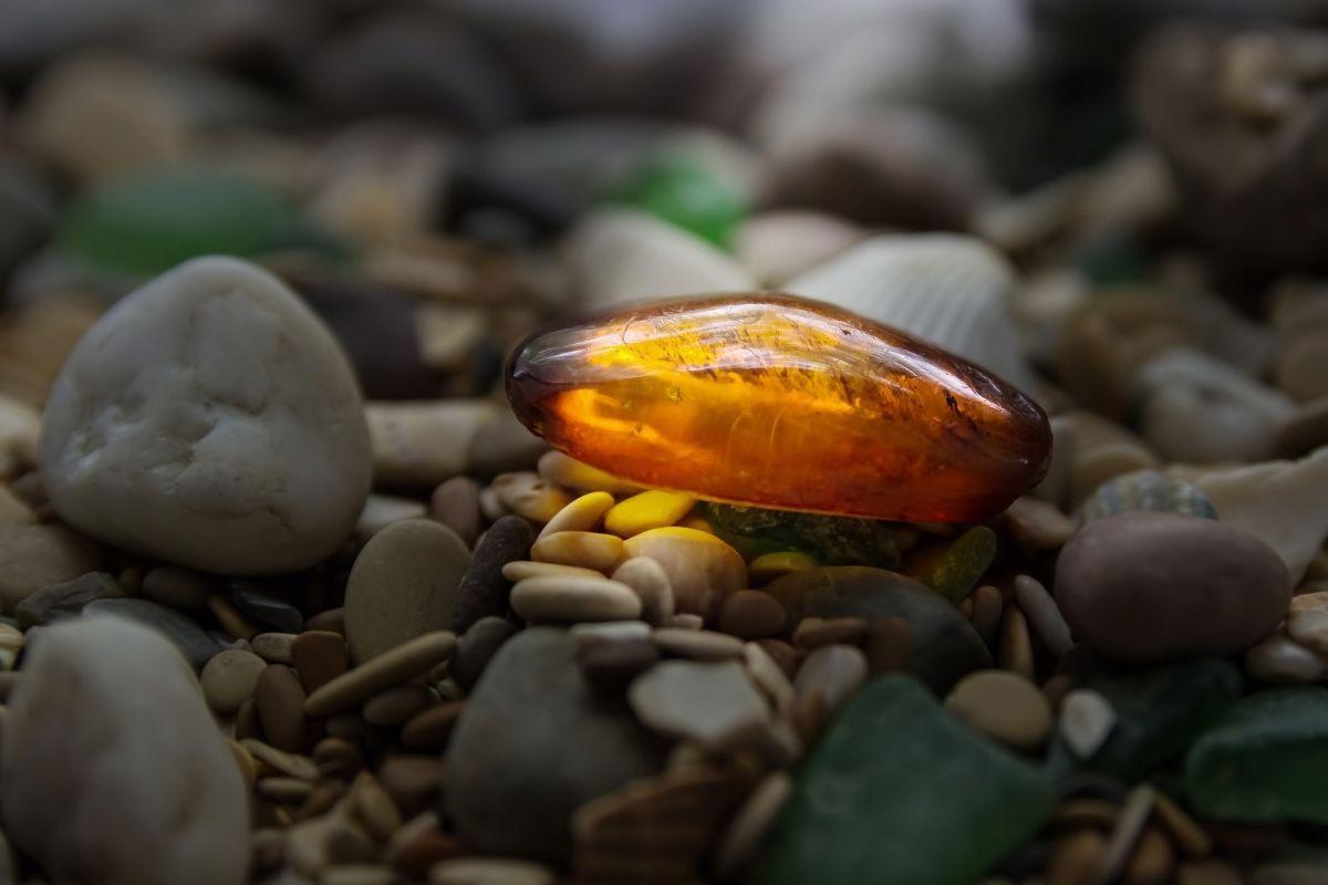 Sunstone en la playa