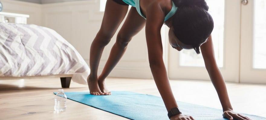 mejores esterillas para hacer yoga